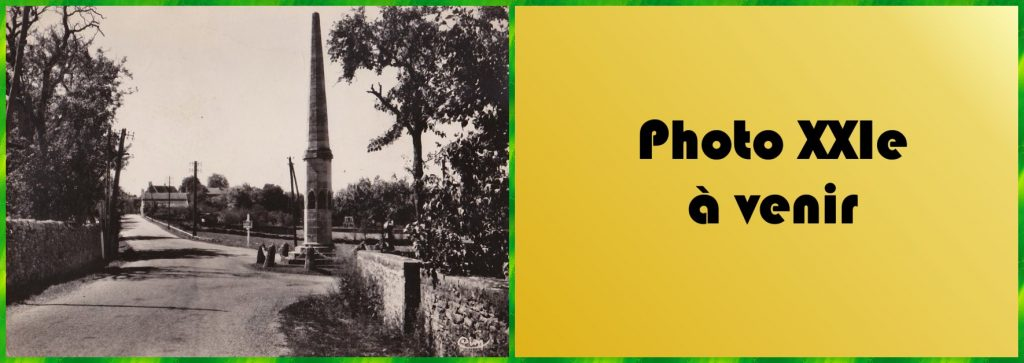 LOT'refois - CPA - Courant XXe - Photo XXIe à venir - Livernon - Aiguille - Monument aux morts