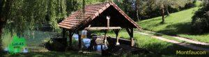 Montfaucon - Le lavoir du plan d eau