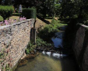 Rivières & Ruisseaux - Gigouzac - Ruisseau du Vert (bourg) -