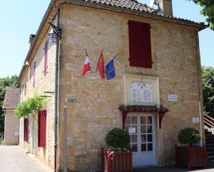 Mairies - Gigouzac - Mairie (bourg) -