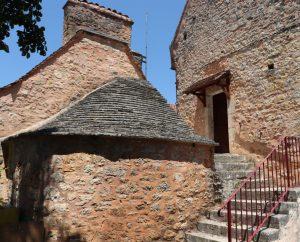 Outils du Passé - Gigouzac - Four du Château -