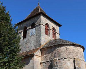 Églises & Abbayes - Issendolus - Église Saint-Julien (bourg) -