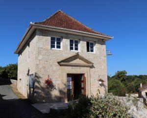 Mairies - Issendolus - Mairie (bourg) -