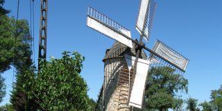 Moulin à vent - Lunan - Moulin à vent de Seyrignac -