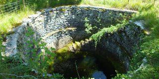 Fontaines & Puits - Saint-Chels - Le puits romain de Laboulte (Mas de Rau) -
